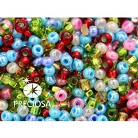 Preciosa rokajl MIX 10/0 2,3 mm PRM014 50 g