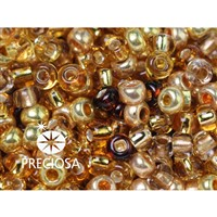 Preciosa rokajl MIX 8/0 2,9 mm PRM047 50 g